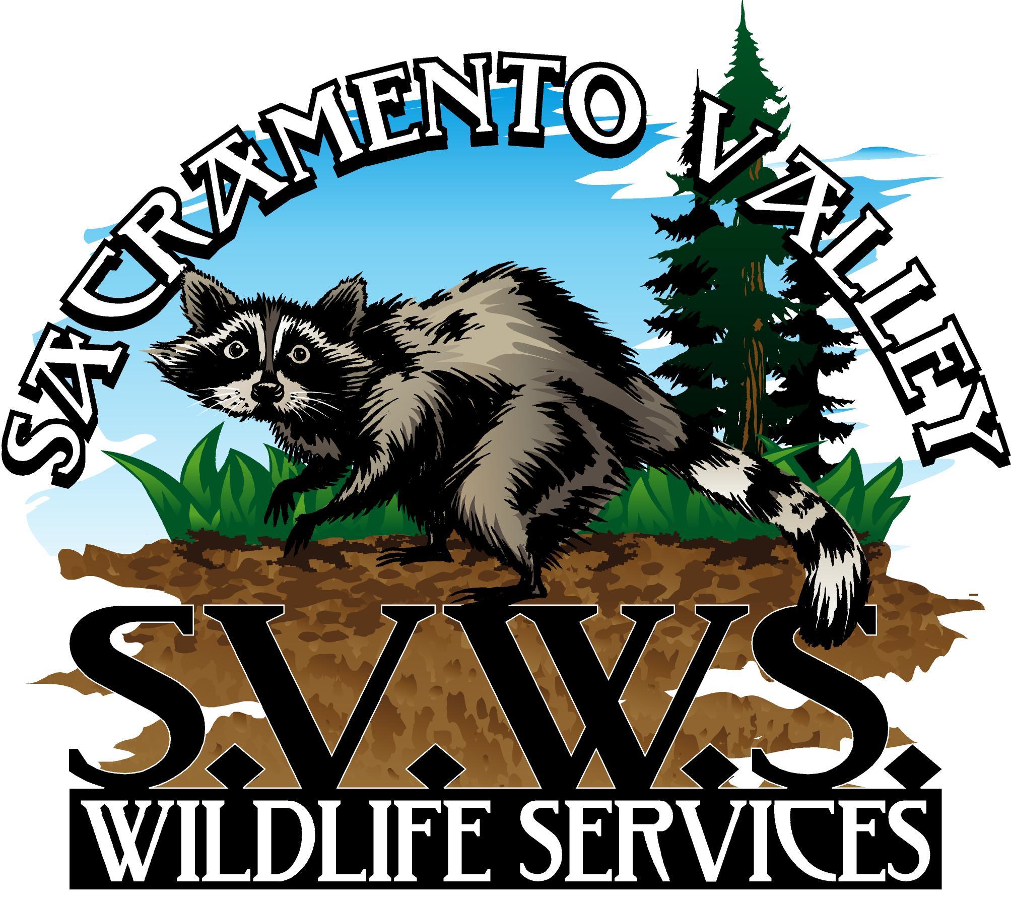 Logo for Sacramento Valley Wildlife Services